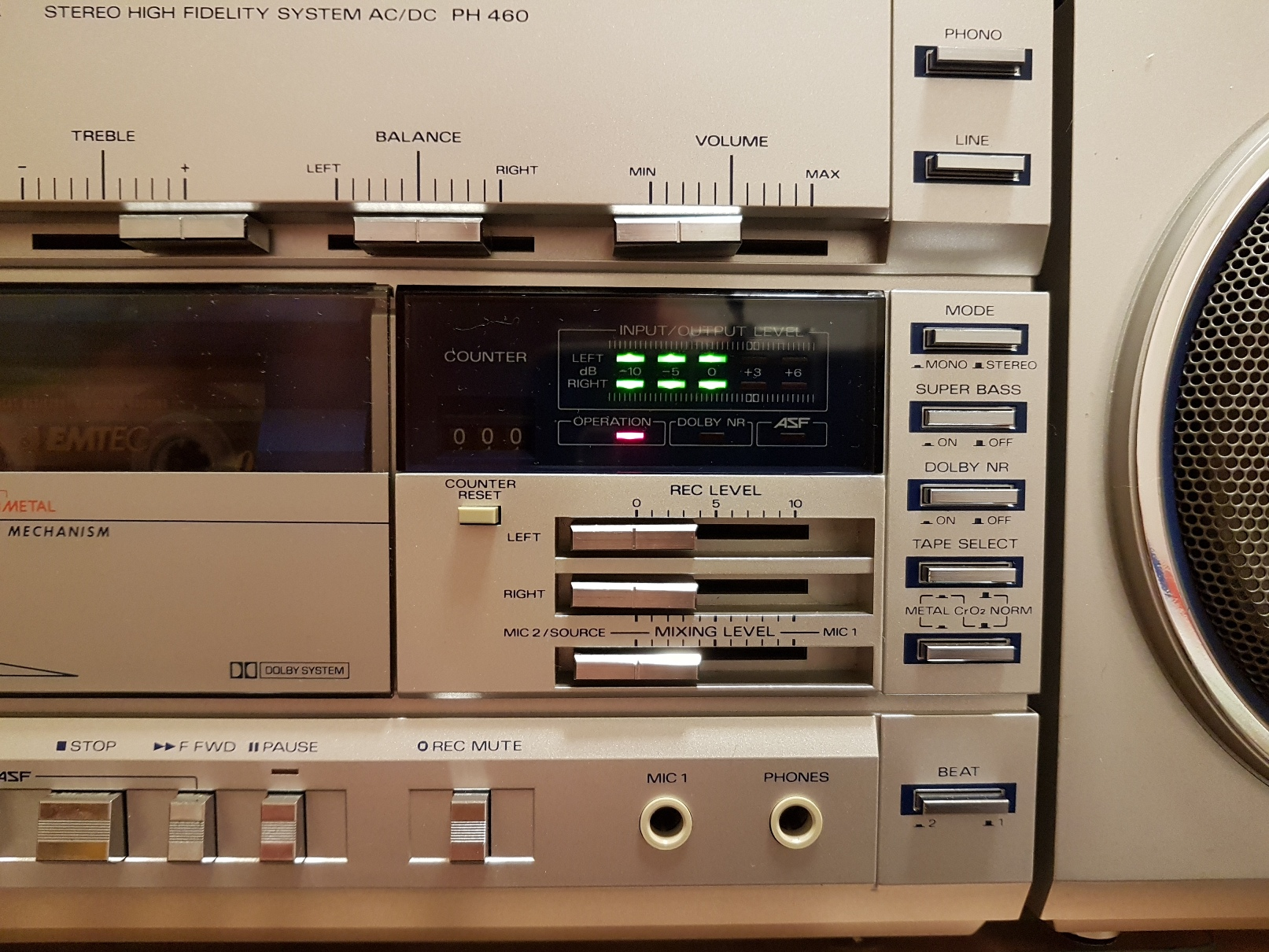 Fisher PH-460LG Compo System - May 2017 (19).jpg
