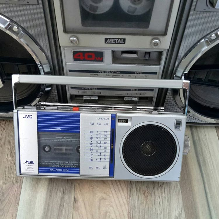 JVC RC-S110? | Stereo2Go forums