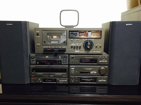 Akai CS-D702II in mint condition !!!! | Stereo2Go forums