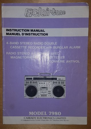 clairtone owners manual