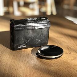 Aiwa HS-G330 Leather Case